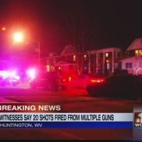 Teenage Girl Shot in Huntington