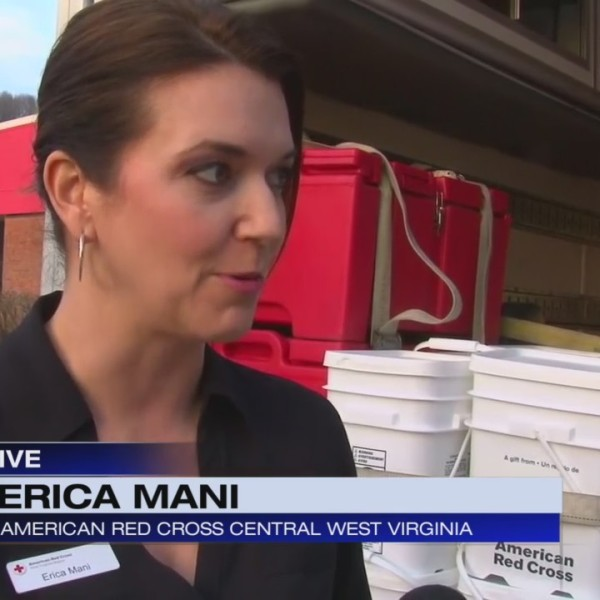 Red Cross Prepares For Floods
