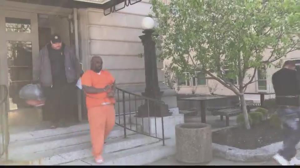 Alleged Huntington drug leader appears in court