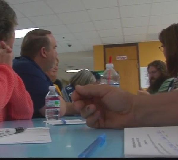 Workshop Held to Discuss the Rebuild of NIcholas County Schools