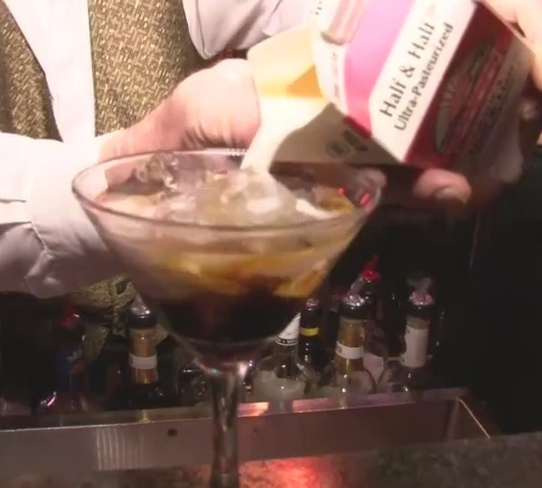 """May the 4th Be With You!  Celebrate """"Star Wars Day"""" with a special cocktail"""
