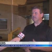 Top Republican, Democratic nominees emerge in Boyd County Jailer race