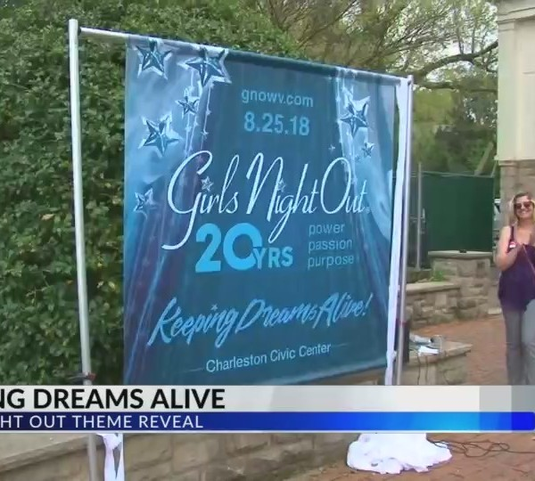 YWCA Announces Girls Night Out 2018's Theme Live on 13 News
