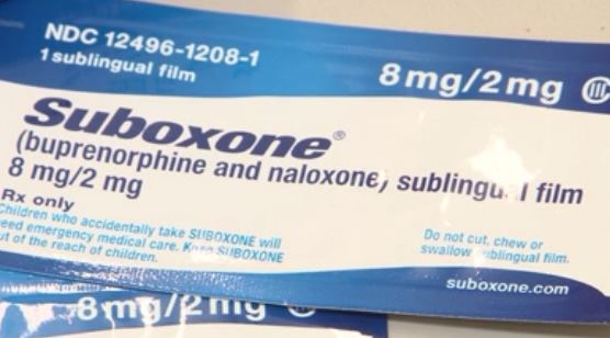 Suboxone is prescribed to help addicts safely wean off illegal drugs.