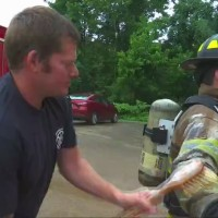 Dunbar Fire Department Fighting Cancer