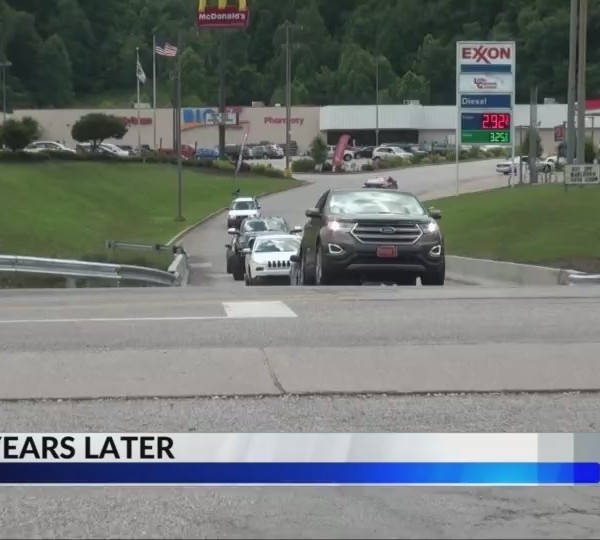 Elkview Crossings Mall: Two Years Later
