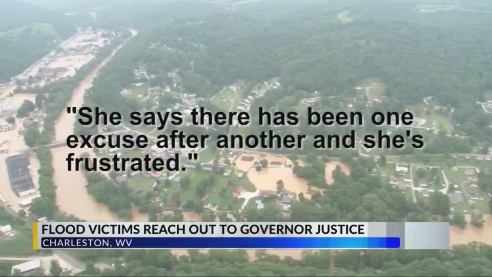 Emails Show Complaints Sent to Governor Justice's Office About RISE WV