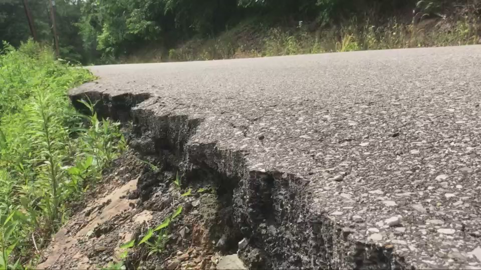 Mile Fork Road Concerns
