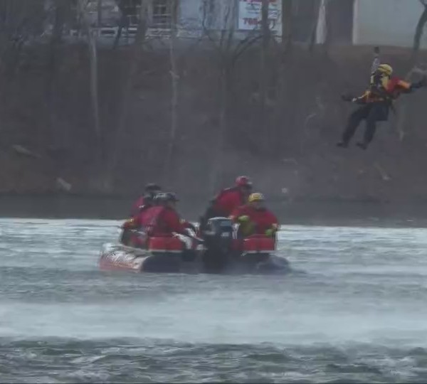 Local Departments Find Use in Swift Water Rescue