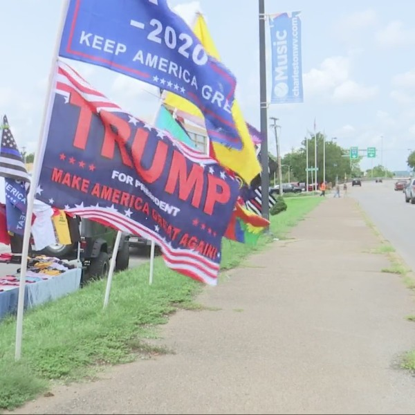 Trump Trinkets Taking Over Downtown