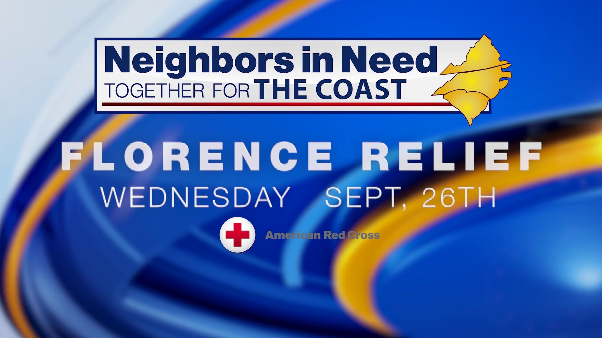 Neighbors in Need: A Florence Relief Drive