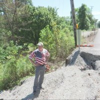 Poca Road Problems Persist