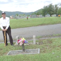 102-year-old man's wife's grave allegedly vandalized, along with others