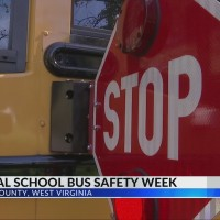 Kanawha County Schools recognizes National School Bus Safety Week