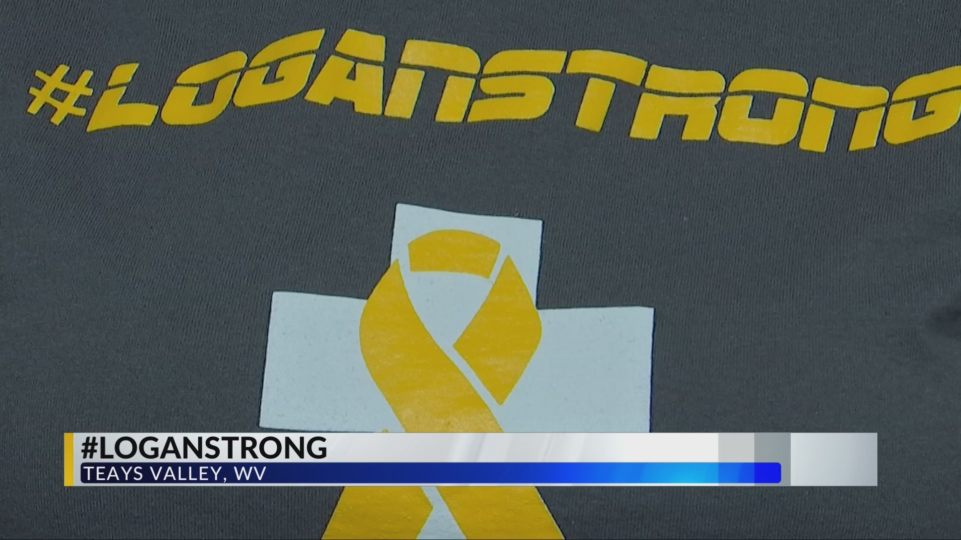#LOGANSTRONG Showing Support for Buffalo Teen Fighting Cancer