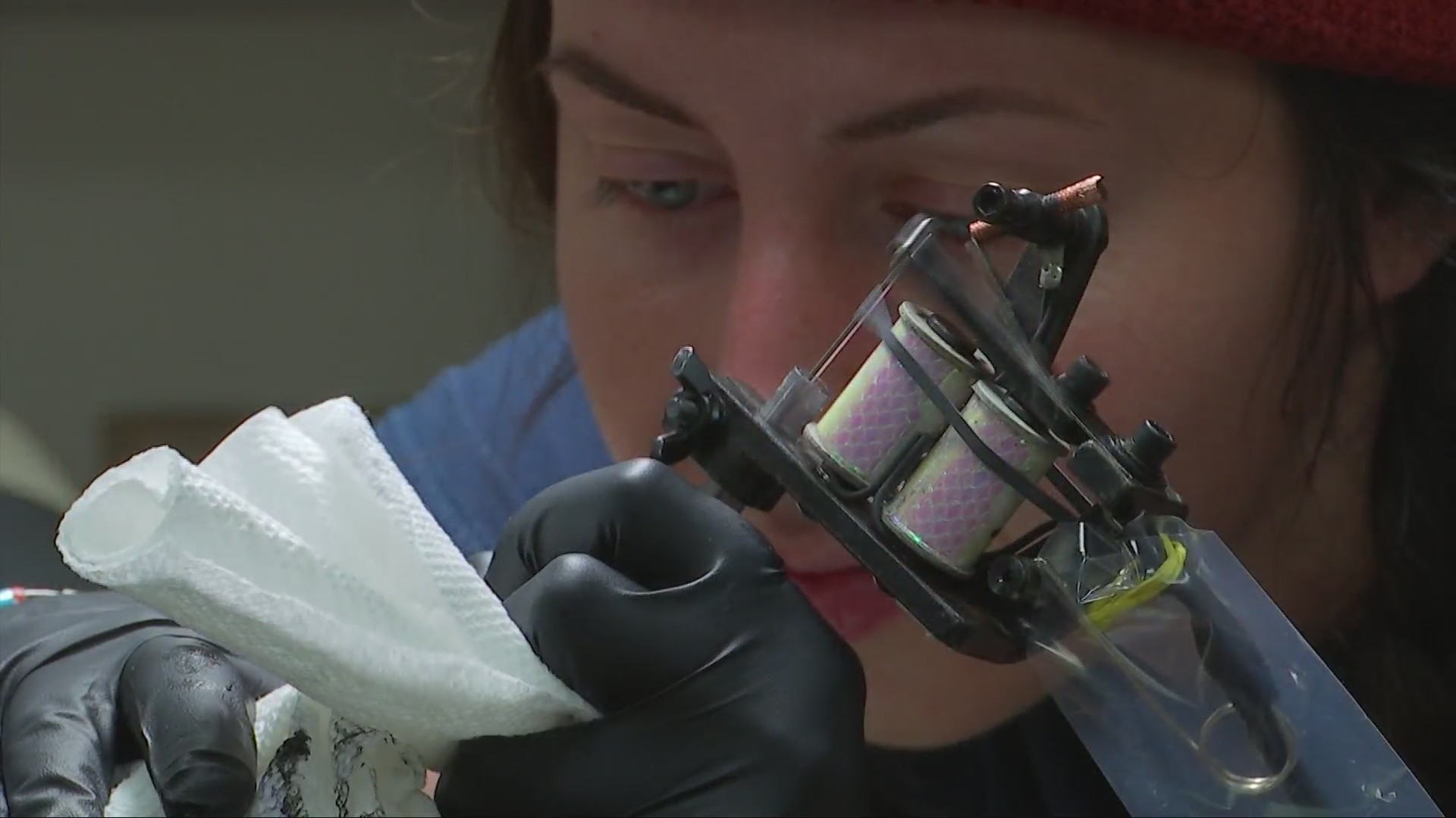 """Local Woman Awaiting Double Lung Transplant Gets """"Permanent"""" Support"""