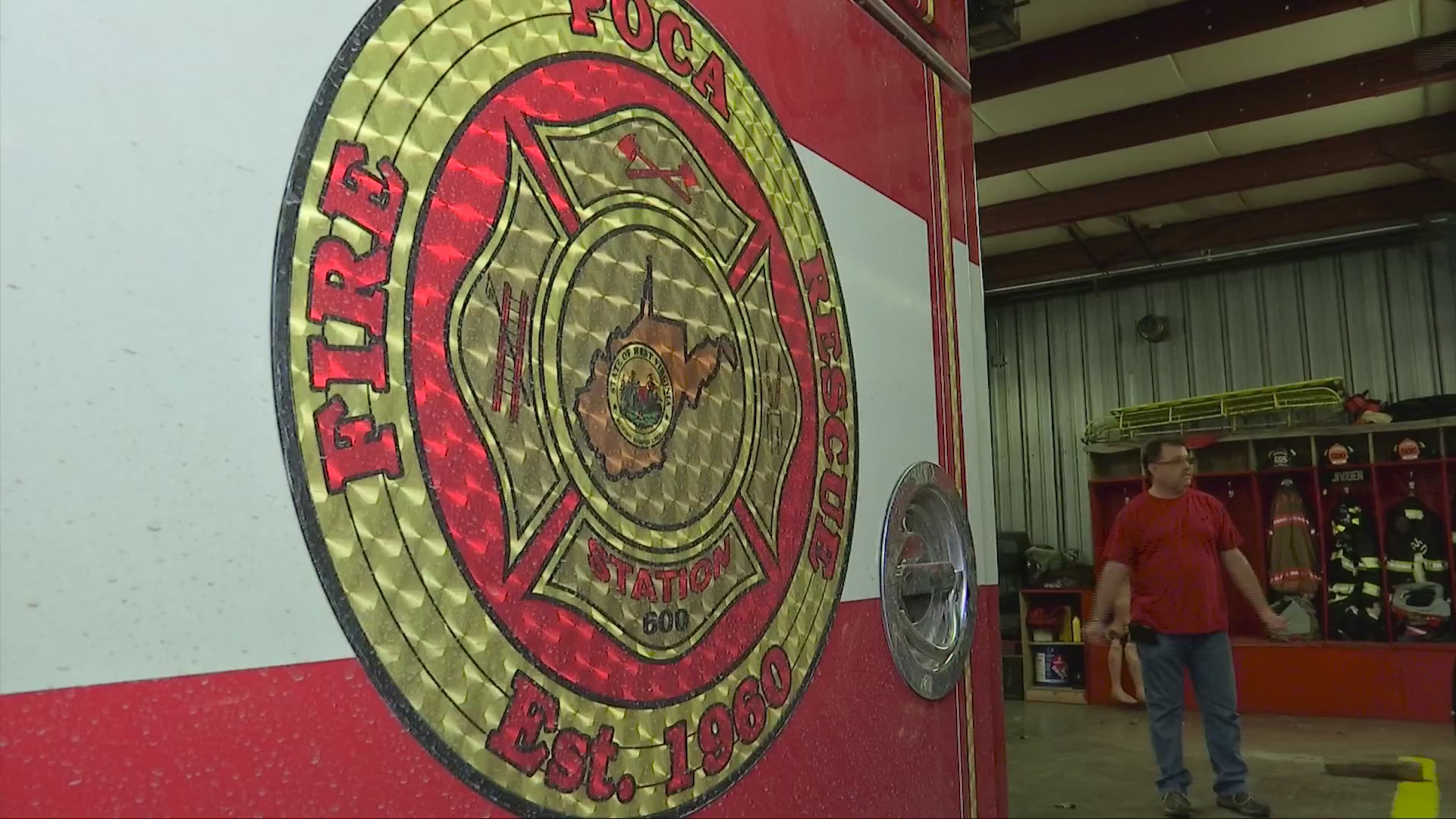 Shortage of Volunteer Fire Fighters Creates Problems for Local Departments