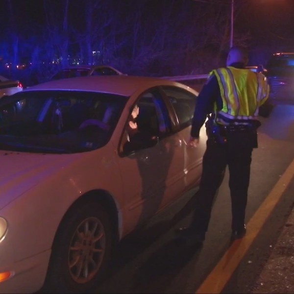 Drive Sober or Get Pulled Over Campaign Encourages Safe Driving