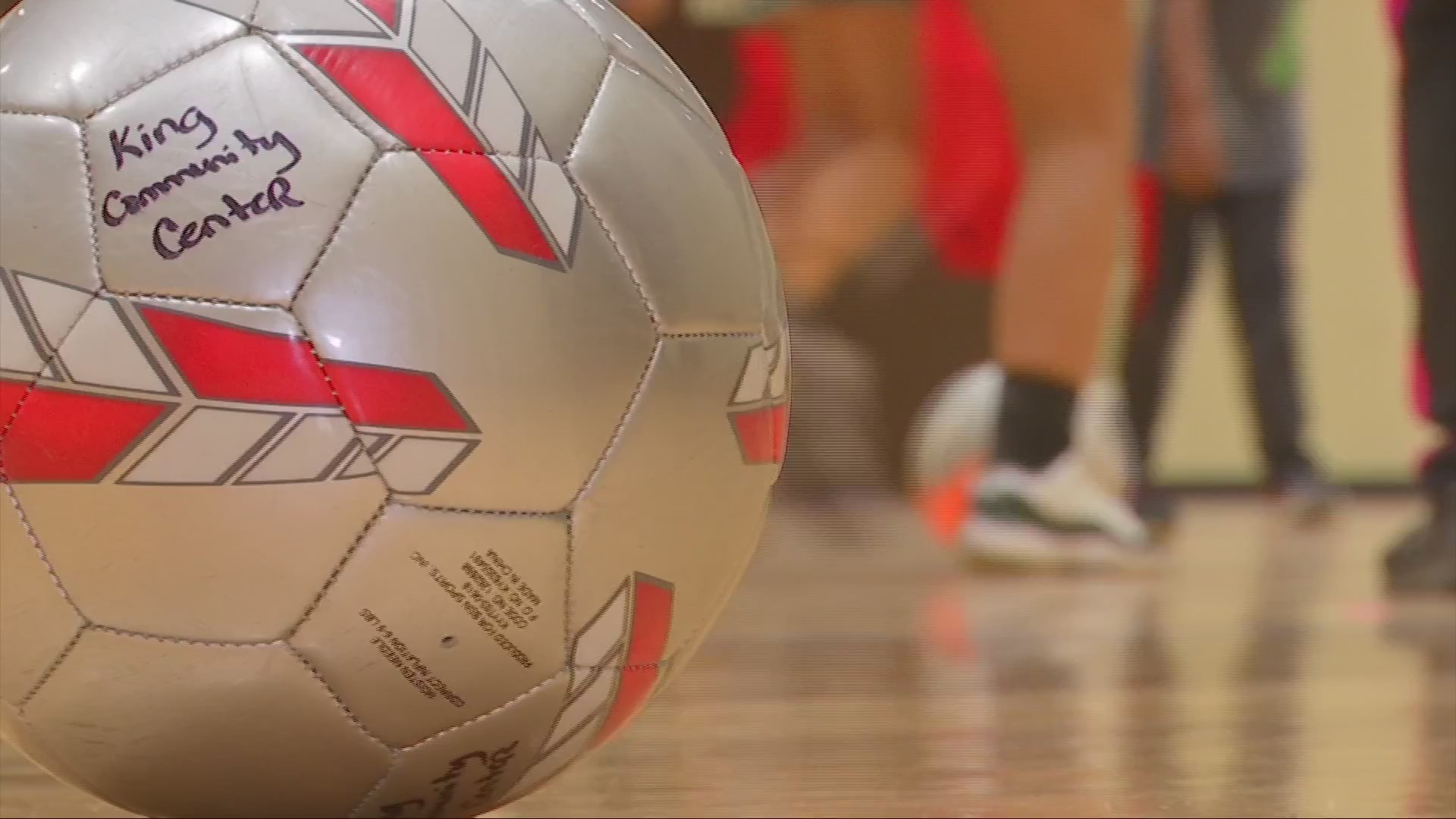 Growing the Game: Charleston Man Hopes to Take Passion for Soccer to a National Level
