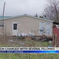 POLICE: Jackson County, WV search warrant yields meth materials, explosive, homemade shotgun