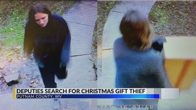 Putnam Sheriff Searches for Christmas Gift Thief