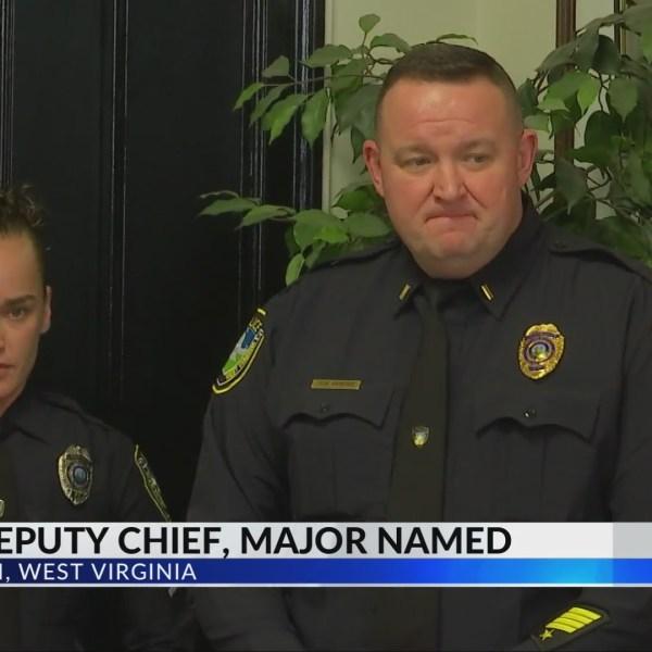 Charleston Police gets News Chief, Leadership Team