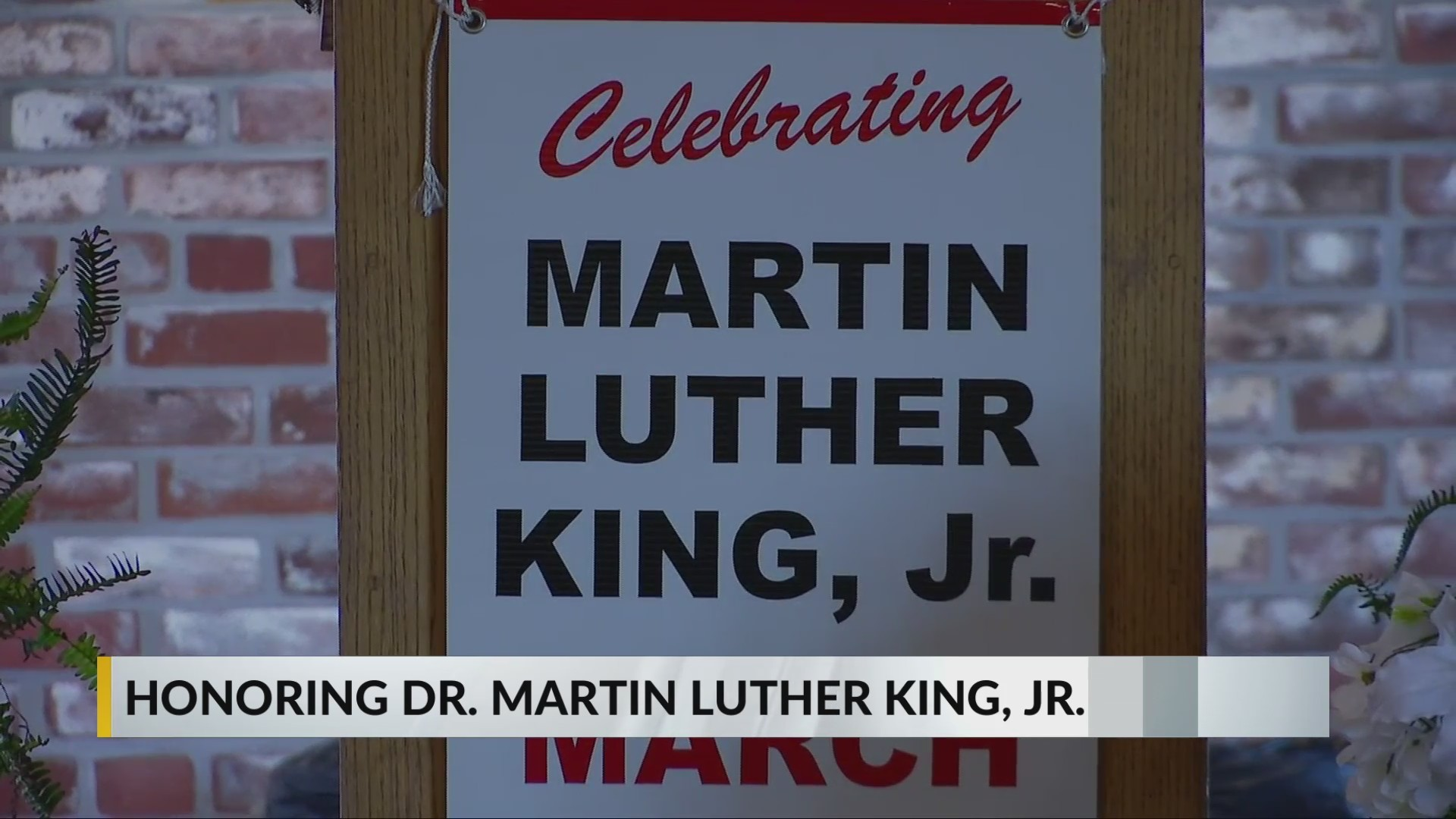 Community gathers to celebrate the life of Dr. Martin Luther King, Jr.