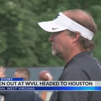 Holgorsen officially out at WVU