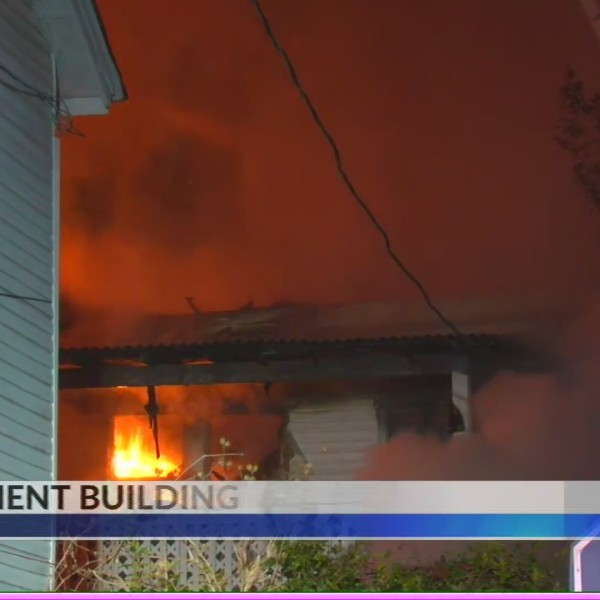 Multiple Families Affected by Apartment Fire