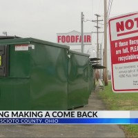 Recycling program resumes in Lawrence, Scioto counties