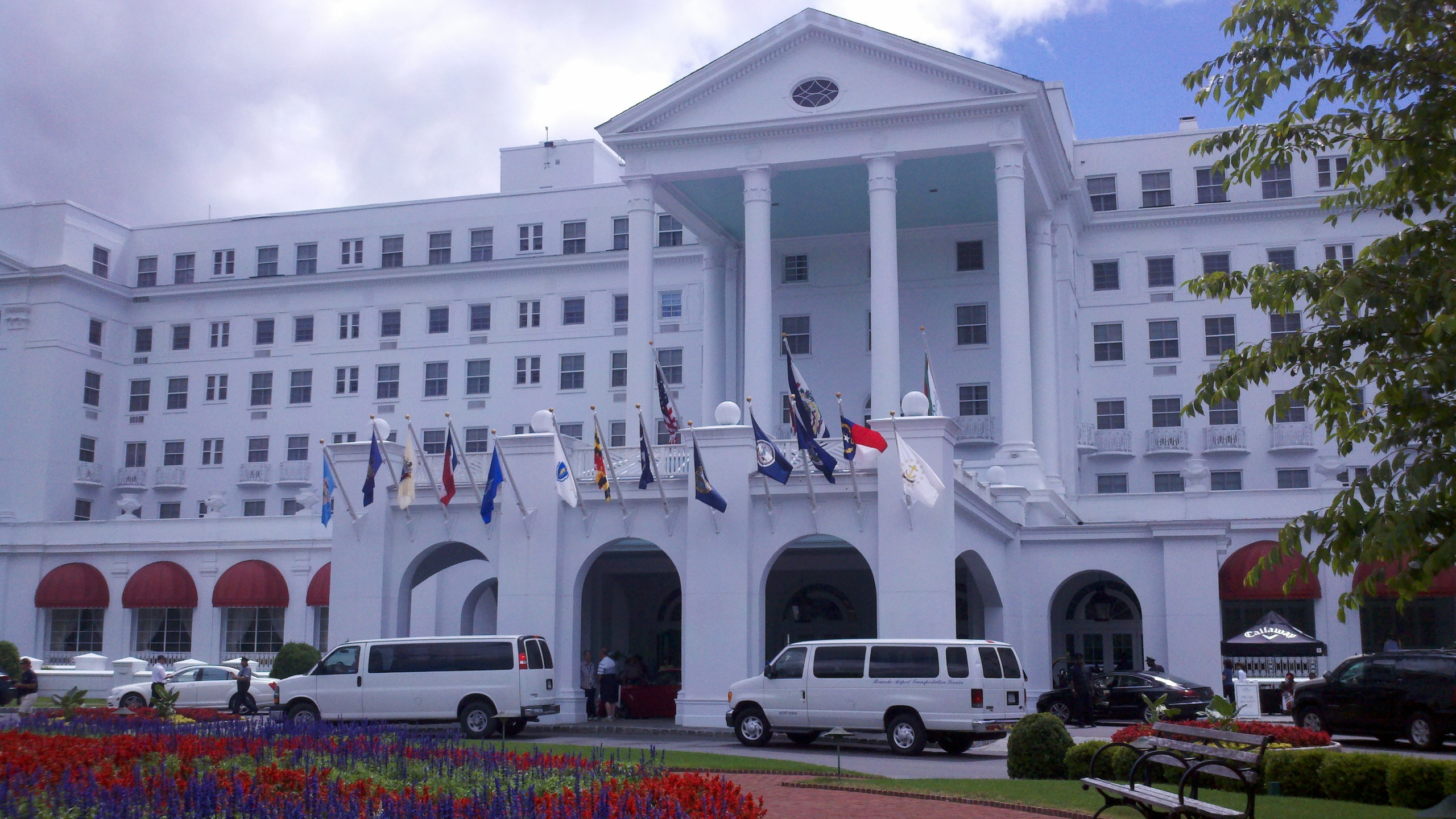 Republican Retreat at The Greenbrier is Postponed