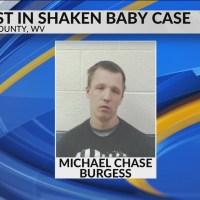 West Virginia man Arrested in Shaken Baby Case