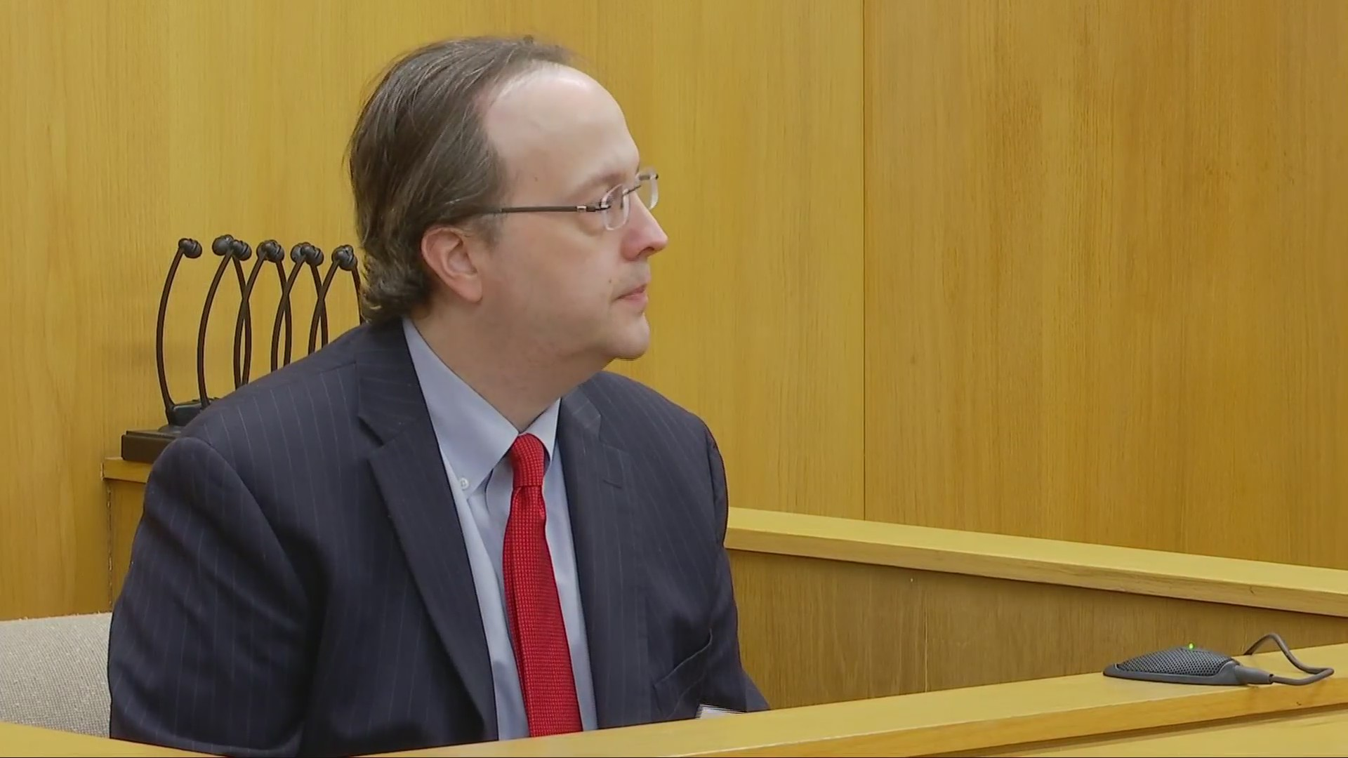 Ex WV Supreme Court Justice Allen Loughry in court, enters stipulation agreement