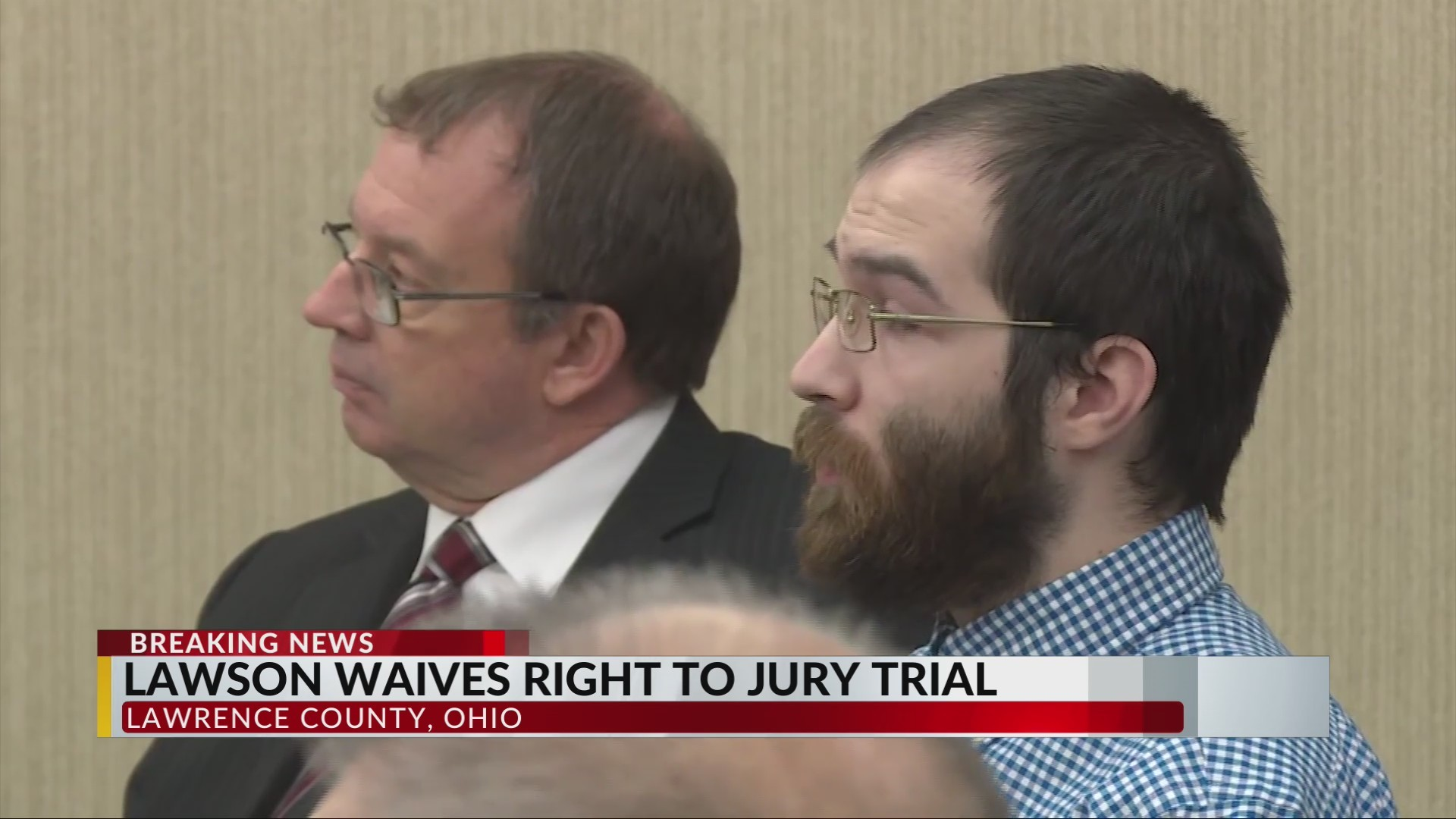 Lawson Trial Day 2: Lawson Waives Right to Jury Trial