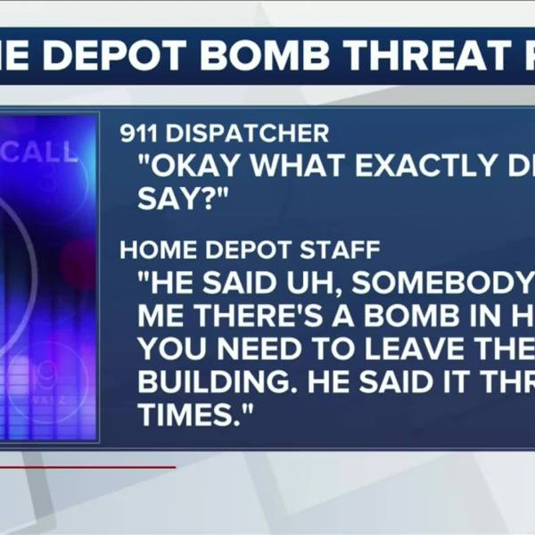 Man Accused of Making Bomb Threat was Referring to Bowel Movement, Police Say