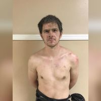 Police: Naked Man Arrested in Milton
