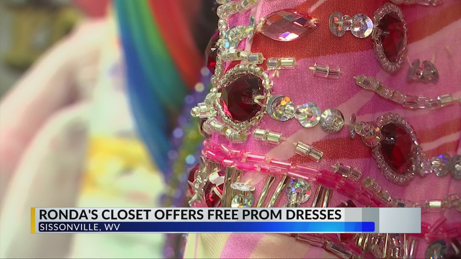 Ronda's Closet Offers Free Prom Dresses for Local Girls