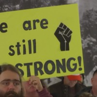 Students, Teachers, and Lawmakers Rally Against Proposed Education Reform Bill