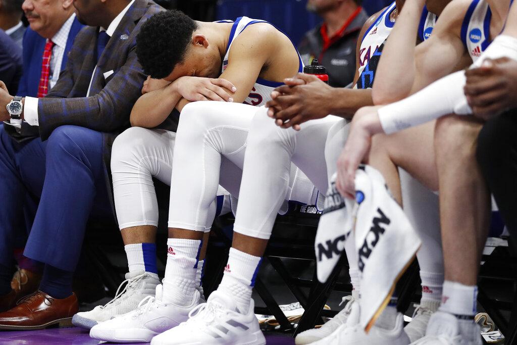 NCAA Auburn Kansas Basketball_1553539333211