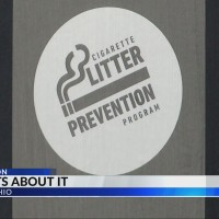 Cigarette Butt Littering Problem Being Addressed In Ironton, Portsmouth