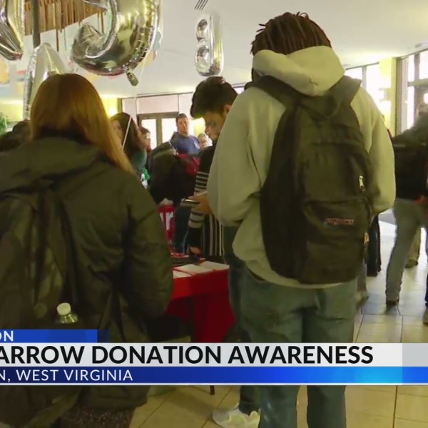 Students Seek Out Bone Marrow Donors To Help Fellow Classmate