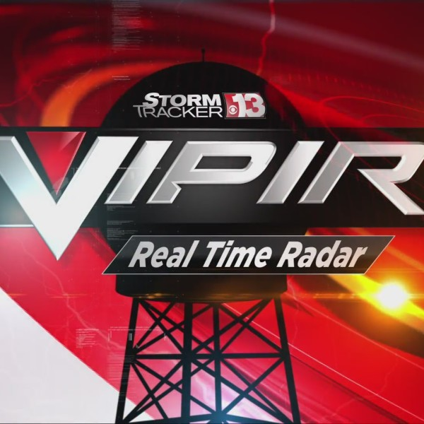 The New StormTracker 13 VIPIR Real Time Radar