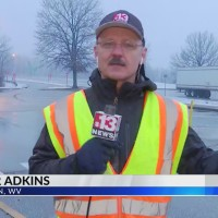 Wet Roads Set To Freeze After Sunday Evening Snow March 3