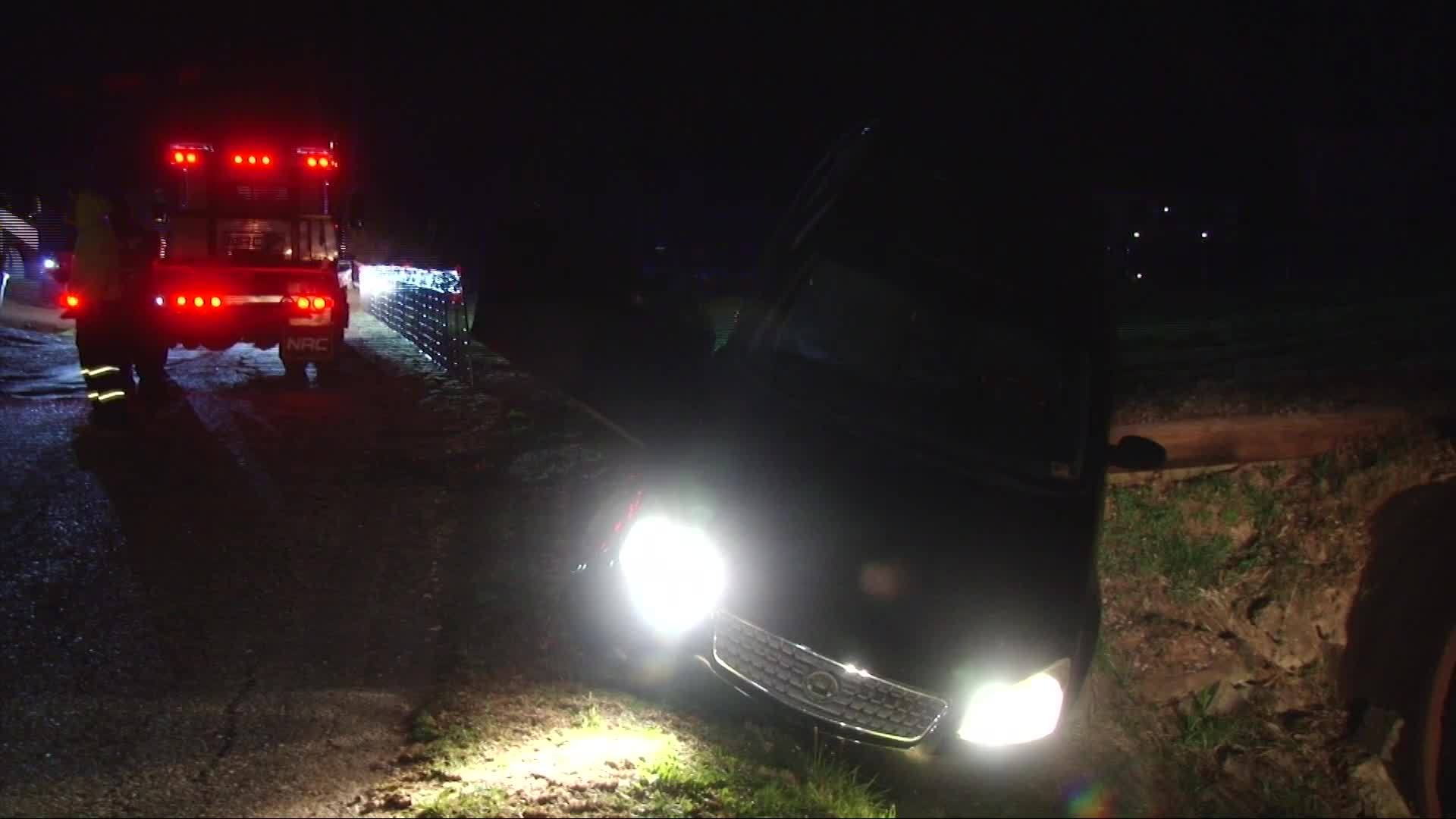 2 in Custody Following High-Speed Pursuit in Kanawha County