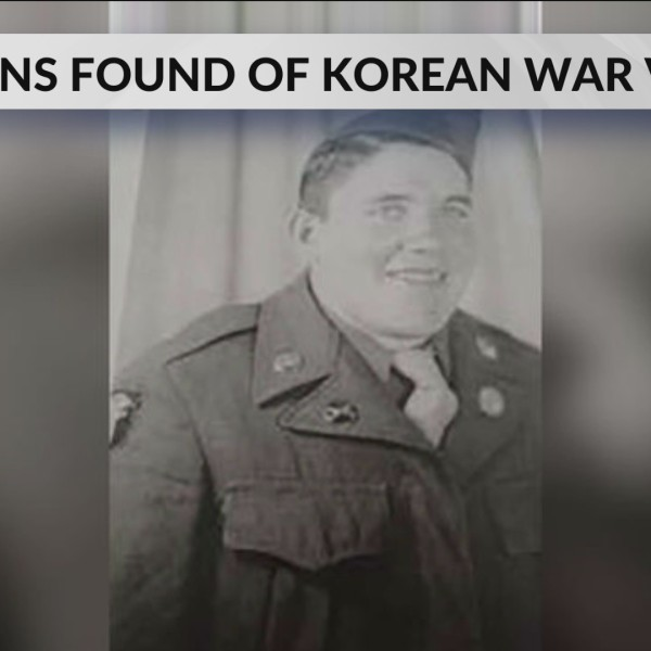 Body of West Virginia Soldier Killed in Korea Returns Home