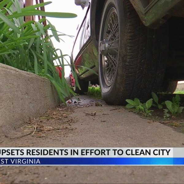Marmet Abandoned Vehicles Oridnance raises Concerns