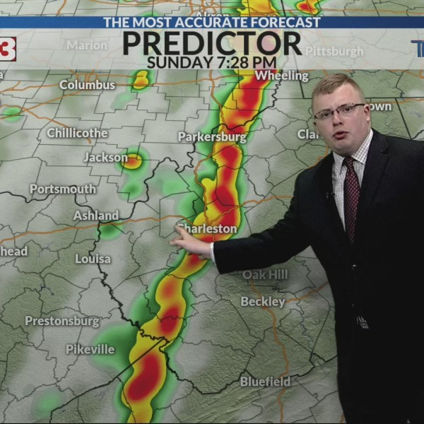 Significant Severe Weather Possible Sunday Afternoon and Evening