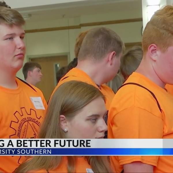 Students attend career expo, learn about manufacturing jobs
