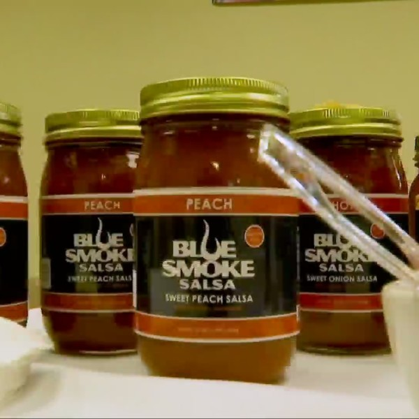 Blue Smoke Salsa | Made in the Tri-State