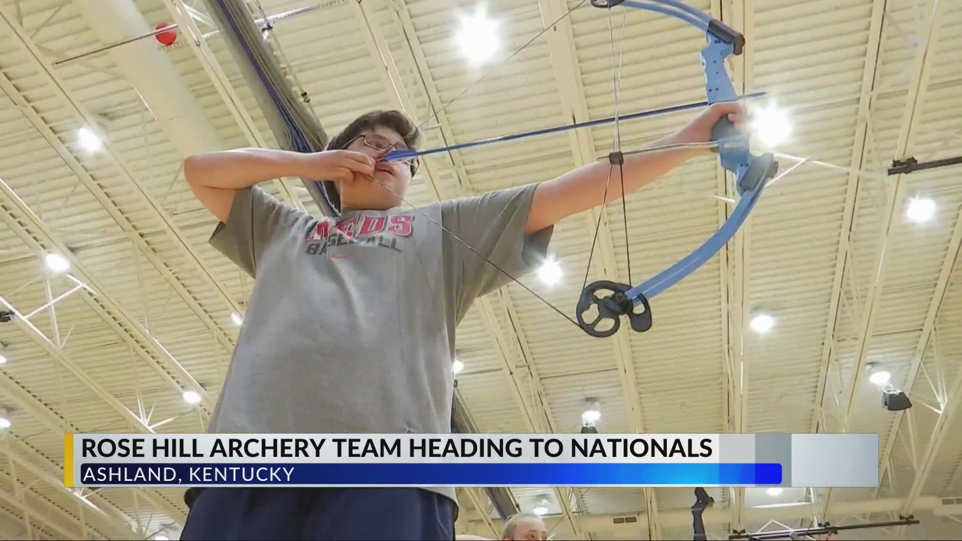 Local archery team heading to nationals